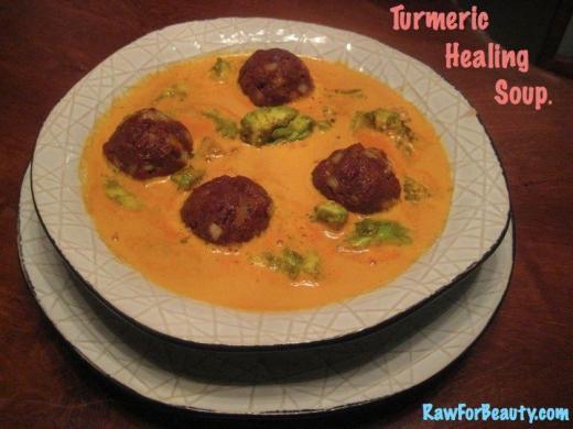 turmeric soup